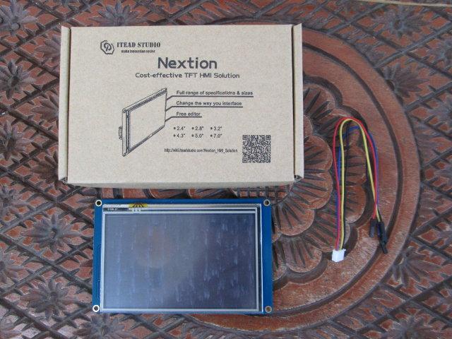 Nextion_4.3_Display