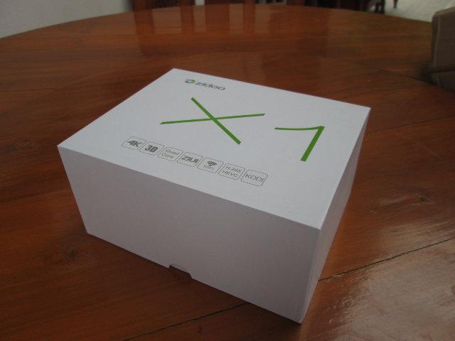 Zidoo_X1_Package
