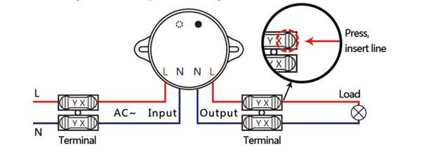 SimpleLink_Receiver_Connection_Diagram