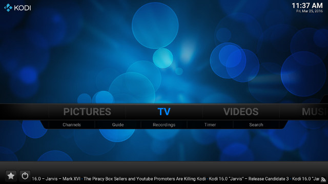 Kodi_TV_Menu
