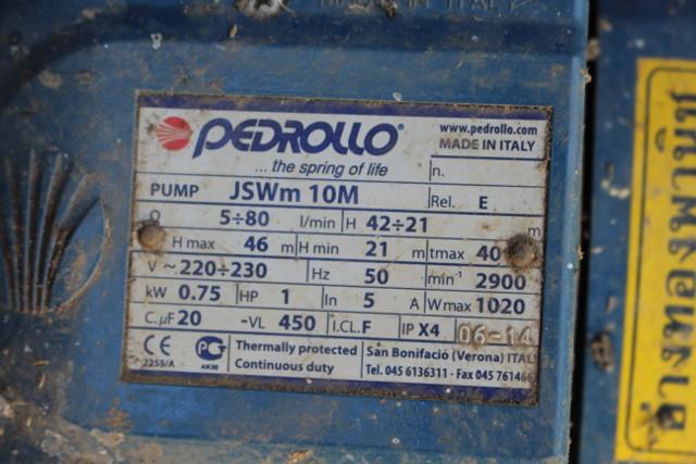 water-pump-parameters