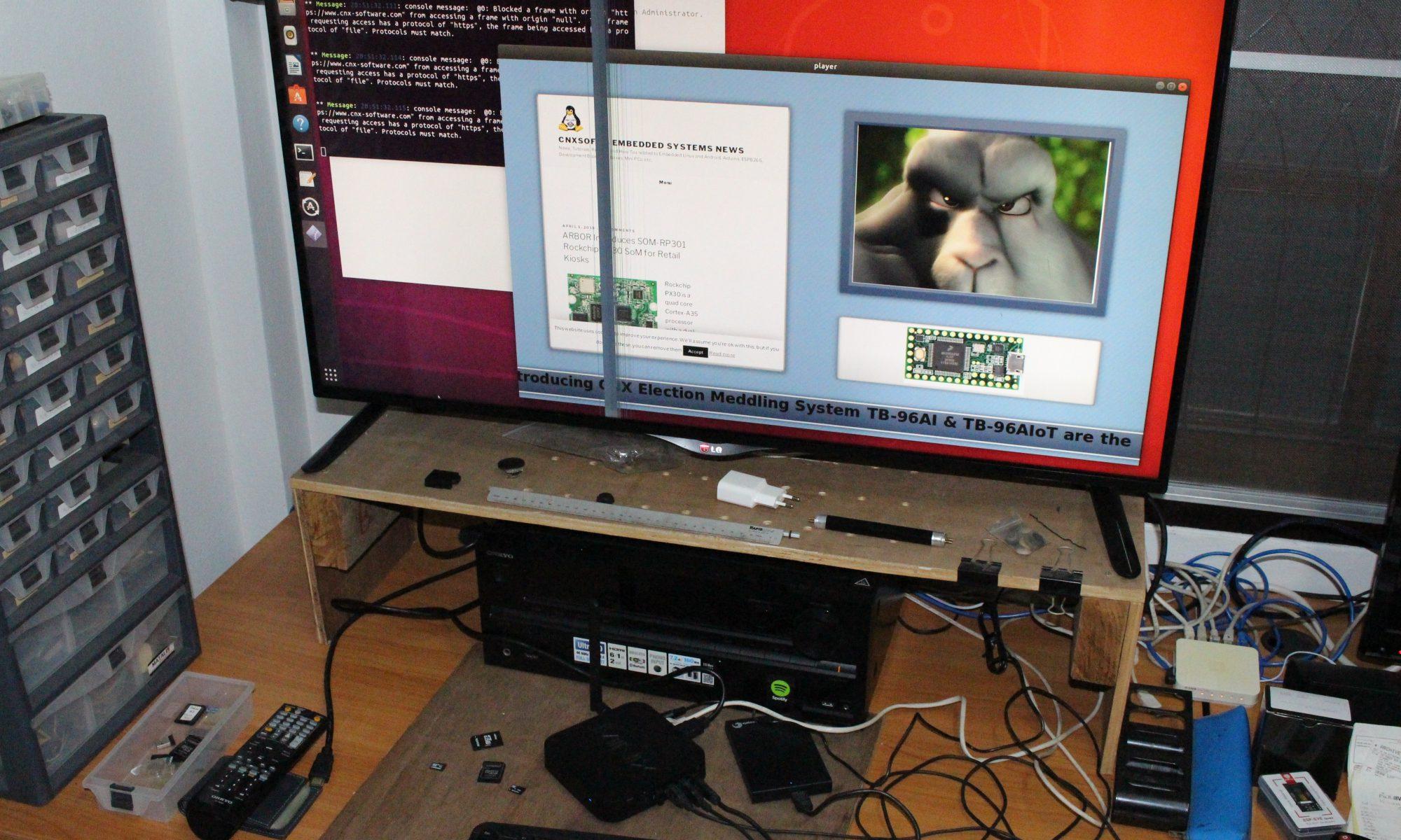 Intel Atom — CNXSoft- новости Android-приставок и встраиваемых систем